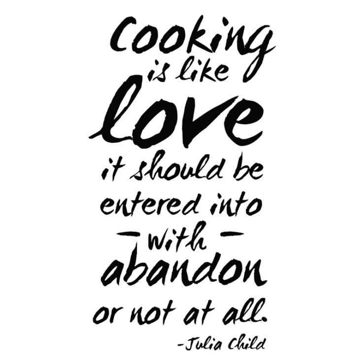 Cooking-is-Love-Julia-Child-Modern-Quote-Living-Room-Vinyl-Carving-Wall-Decal-Sticker-for-Home