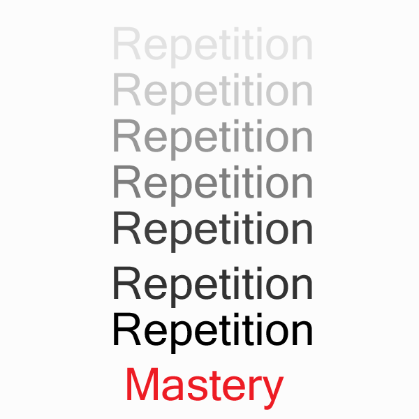 repetition-copy