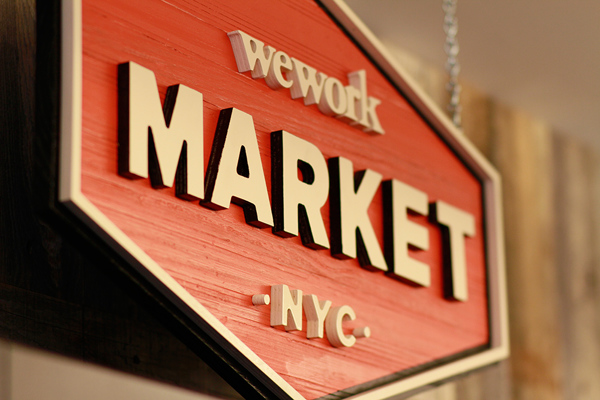 WeWork Honesty Market