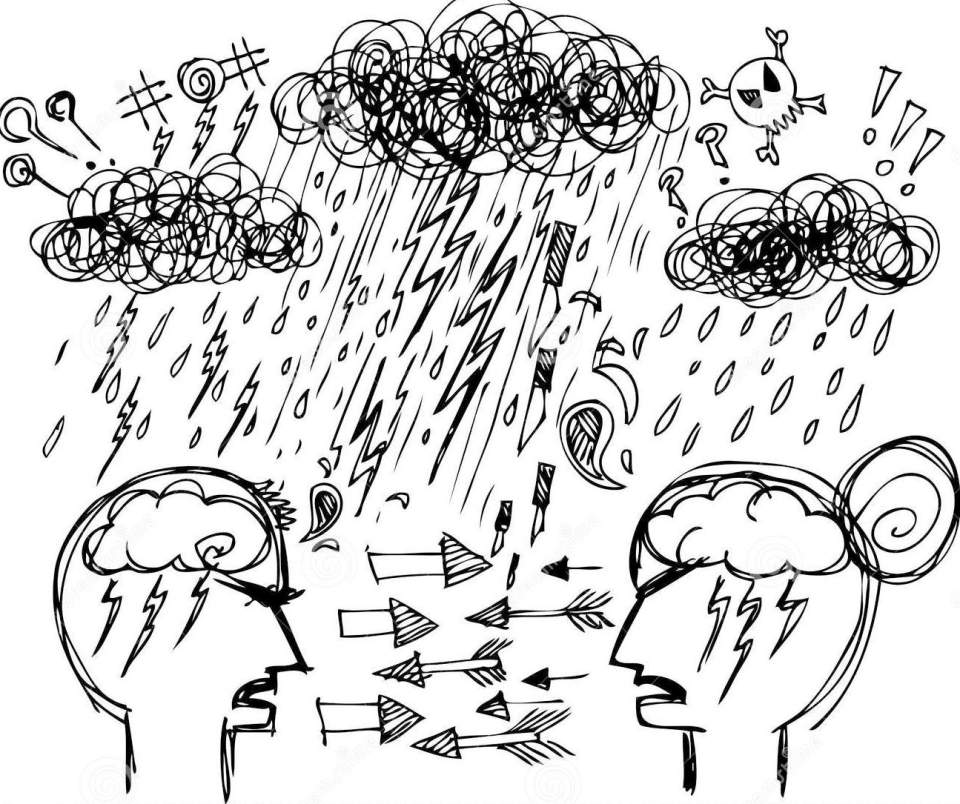 sketch-doodles-couple-arguing-man-woman-profiles-concept-sketchy-illustration-misunderstanding-32227730