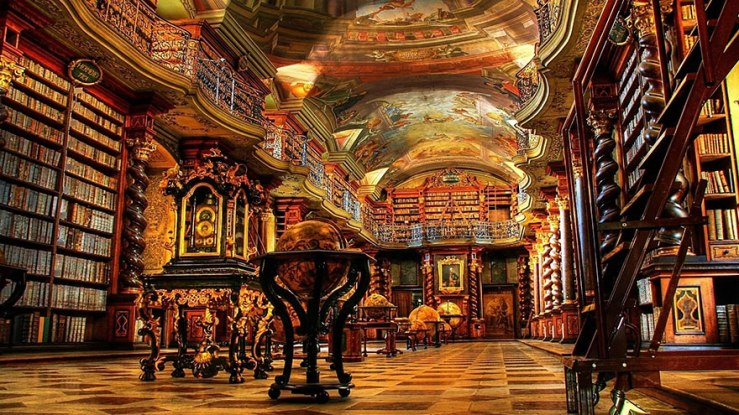 The-National-Library-Of-Prague-Prague-Czech-Republic