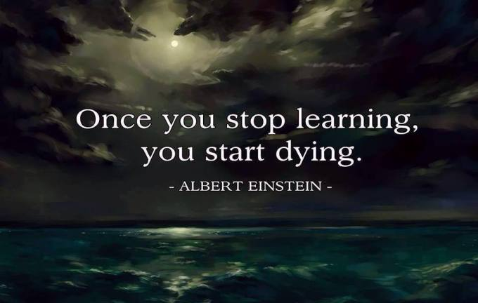 once-u-stop-learning-einstein