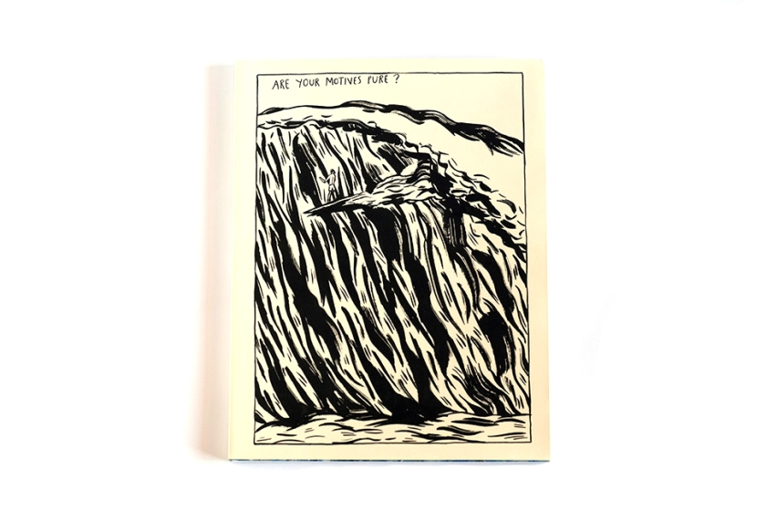 raymond-pettibon-motives-pure-book-surfers-07
