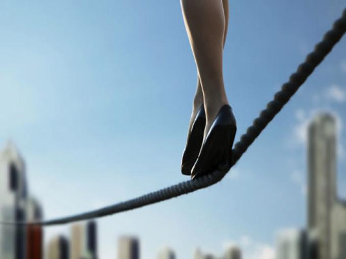 tightrope