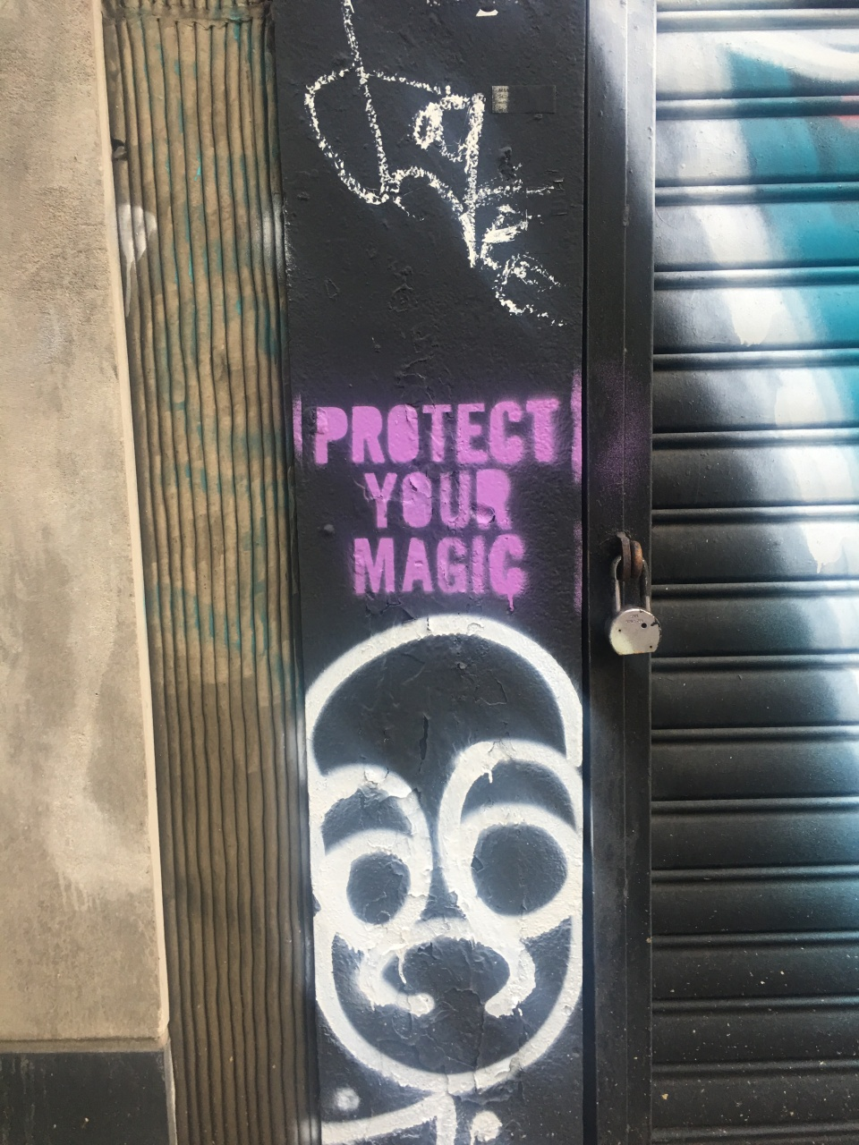 Protect your magic