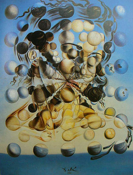 Galatea-of-the-Spheres-1952-Salvador-Dali