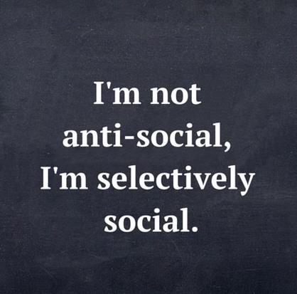 socially selective
