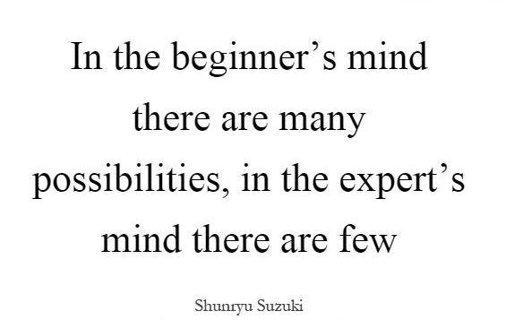 beginners mind